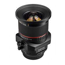 Samyang T-S 24mm F3.5 ED AS UMC Tilt-shift for Nikon - NEW