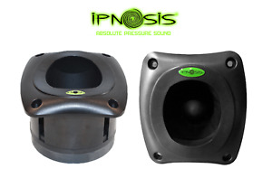 IPNOSIS IPT 3501 Par Tweeter Audio Sp L 400W 106dB Tw Trompeta Coche Camión