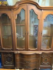 1960s Vintage China Cabinet - Used (Best Offer)