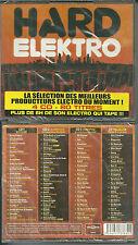 RARE / EDITION 4 CD - HARD ELEKTRO / NEUF EMBALLE NEW & SEALED / ELECTRO TECHNO