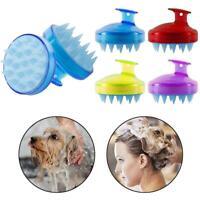 SILISCRUB - The  Silicone Shampoo Brush Free Shipping UK SO