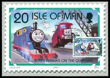 ISLE MAN MK LOKOMOTIVE THOMAS EISENBAHN MAXIMUMKARTE MAXIMUM CARD MC CM ba22