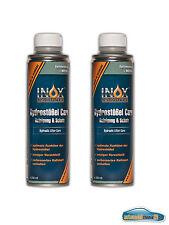 INOX® Hydrostößelreinigung & Schutz  Additiv  2x 250ml
