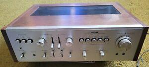 Nikko TRM-800  Amplifer -NOT working-For parts repair or restoration