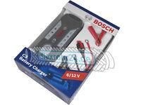 Bosch Ladegerät C3+ 018999903M 6/12 V mit Erhaltungsladung und Memoryfunktion