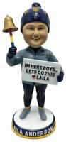 Laila Anderson St. Louis Blues Numbered to 2,019 Bobblehead NHL
