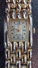 PS Paul Sebastian Inc gold tone quartz watch