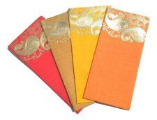 Parvenu Shagun Side Flower Money Envelope Cash Cover Gift Card.Box of 50 Pieces.