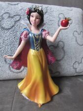 Disney Showcase Collection Haute Couture Snow White Figurine Disney Tradition