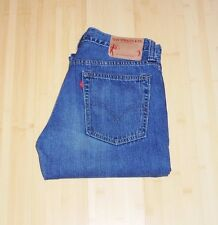 LEVIS HESHER LOWRISE STRAIGHT JEANS * 31X30