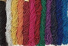 72 Choice Mardi Gras Gra Beads Necklaces Party Favors 6 Dozen Lot