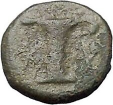 Kyme in Aeolis 350BC EAGLE & VASE on Authentic Ancient Greek Coin i48576