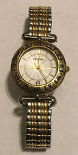 Fossil PC-9506 Roman Numeral Fashion Analog Watch 3 ATM  Water Resistant Woman