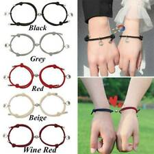 Love Magnetic Attract Couples Bracelet Friendship Rope Braided Distance Jewelry