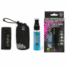 Muc-Off Visor Lens and Goggle Cleaning Kit 35ml
