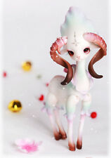 1/6 bjd doll ball jointed dolls cute sheep animal body free eyes no make up