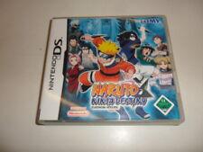 Nintendo  DS  Naruto - Ninja Destiny