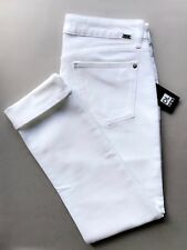 New! DL1961 Milk White Angel Ankle Jeans, Size: 28