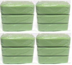 12 x Bars Of Traditional Household Soap Pre Wash Laundry Cleaning Soap - Green