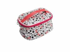 DISNEY Mickey & Minnie Mouse bag bath hanging travel pouch case red and white