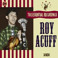 Roy Acuff - The Essential Recordings (NEW 2CD)