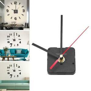 DIY Clock Quartz Movement Mechanism Hands Replacement Free Part Ship I3N1
