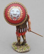 THOMAS GUNN ANCIENT GREEKS & PERSIANS SPA031C MARCHING SPARTAN LION HEAD MIB