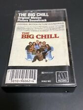 The Big Chill - Motion Picture Soundtrack - Cassette Used 1983