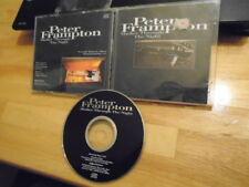 RARE PROMO Peter Frampton CD single Shelter Through the Night HUMBLE PIE Herd !