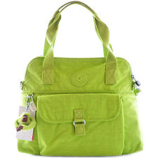 New With Tag Kipling Pahniero Medium Handbag Shoulder Bag  - Citron