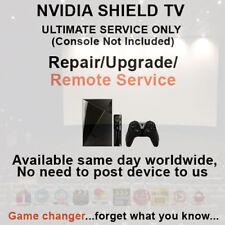 NVIDIA Shield TV Android Pro Premium installazione remota aggiornamento & Servizio di Riparazione