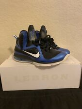 """Nike LeBron 9 """"Kentucky"""" Men's Size 9 (COMES WITH BOX)"""