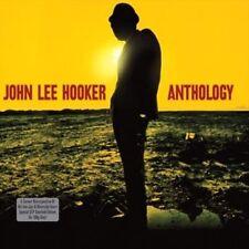 John Lee Hooker Anthology 180gm Vinyl 2 LP Gatefold Sleeve