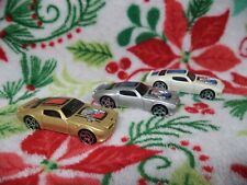 Lot of 3 Hot Wheels '70 Pontiac Firebird - LOOSE