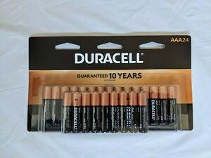 Duracell Coppertop AAA Alkaline Batteries, Pack Of 24