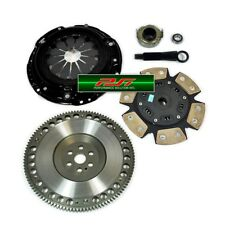 PI Xtreme Stage 3 Clutch Kit &Flywheel for Civic Del Sol D15B7 D15Z6 D16Y7 D16Z6