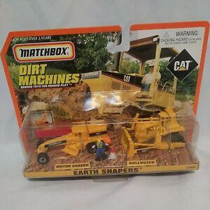 Matchbox Dirt Machines. Earth Shapers. #682