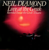 Neil Diamond – Love At The Greek: Recorded Live At The Greek Theater