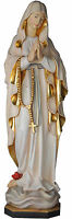 "STATUA MADONNA LOURDES cm.80 - OUR LADY OF LOURDES 31,49"" STATUE"