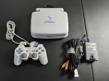 Sony Playstation 1 PS1 PSone Console System w Interact LCD Screen Gd condition