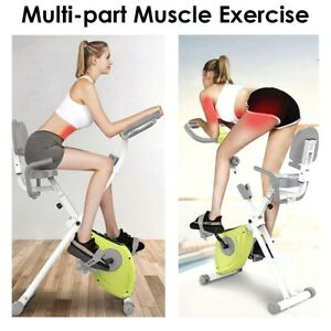 120Kg Indoor Exercise Bike Magnetic Cycling Cardio Gym Training Stationary Bikes