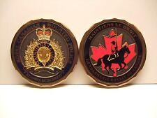 RCMP CHALLENGE COIN  KELOWNA DETACHMENT BRITISH COLUMBIA CANADA MINT