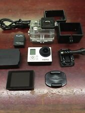 GoPro HERO3 White - Extra Battery and Attachment Touch Screen
