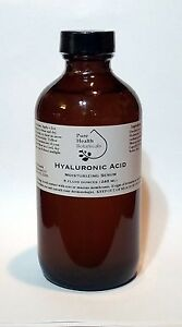 8 oz Hyaluronic Acid Intense Hydrating Serum HA, Anti Wrinkle, Plump Smooth Skin