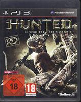 Hunted - Die Schmiede der Finsternis ( PlayStation3 )