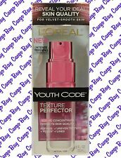 Youth Code Texture Perfector Skin Serum for Pores Lines Uneven Texture by Loreal