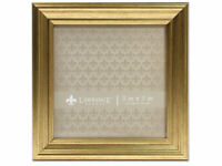 Lawrence 5x5 Sutter Burnished Gold Picture Frame (Same Shipping Any Qty)