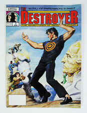 The Destroyer #7 (Apr 1990, Marvel) Magazine Comic Book