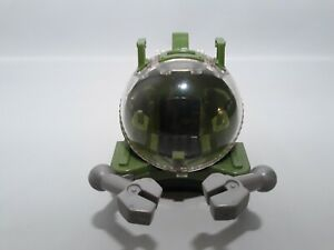 Imaginext Ocean Batman Robin Green Submarine Mini-sub 2007 Mattel