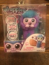 Rare Little Live Pets Wrapples Shora Purple Limited Edition Wrapples
